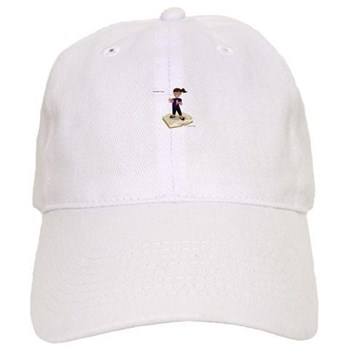 be_different_leadgirl_baseball_cap