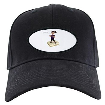 be_different_leadgirl_baseball_hat
