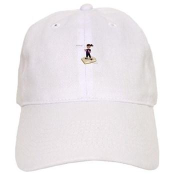 i_think_therefore_i_speak_girl_baseball_cap