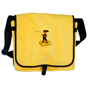 im_a_leader_in_training_girl_messenger_bag